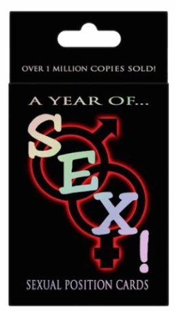 a year of sex game