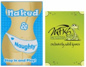 naughty and naked adult card game