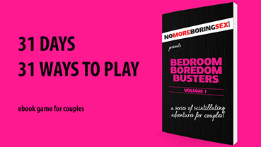 Bedroom Boredom Busters